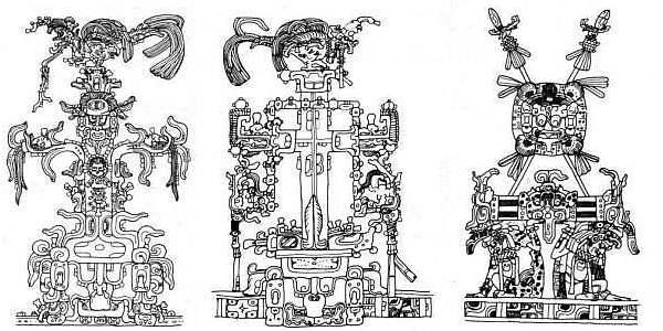 palenque - Los Mayas