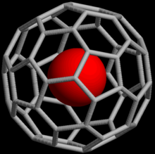 [Image: Bucky Ball with He3, after Wikipedia]
