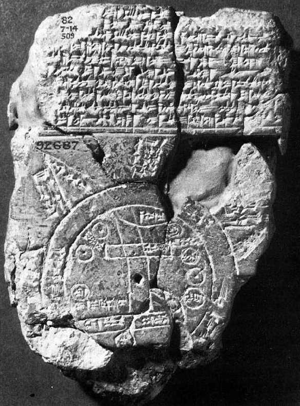 babylonian astrology and astronomy - photo #11