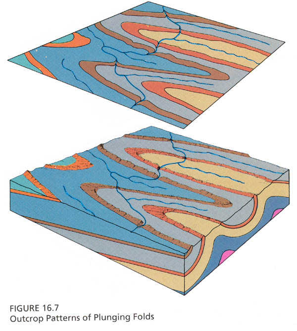 Geologic maps and structures online structure ccuart Images